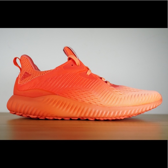 1811fb349 Adidas Alpha Bounce EM Running Shoes Sneakers